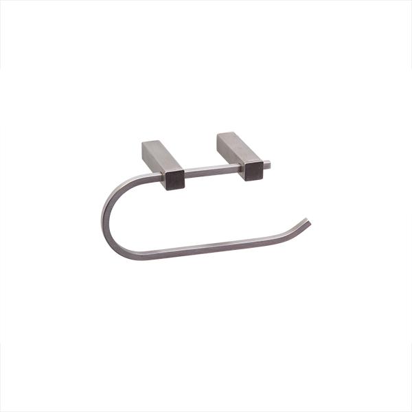 Porta rolo concebido para suporte do papel higiénico.